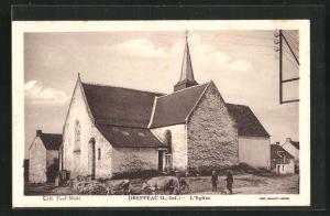 AK Dreffeac, L`Eglise