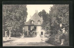 AK Mont-Sous-Vaudrey, Le Chateau de Jules Grevy