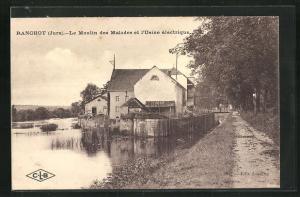 AK Ranchot, Le Moulin des Malades et l`Usine electrique