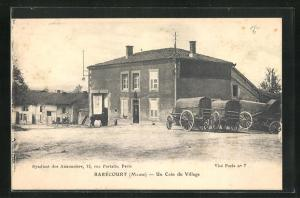 AK Rarecourt, Un coin du Village