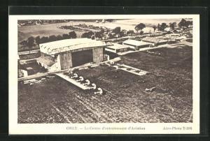AK Orly, Le Centre d`entrainement d`Aviation