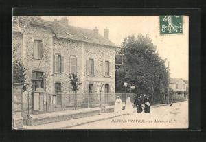 AK Plessis-Trevise, La Mairie