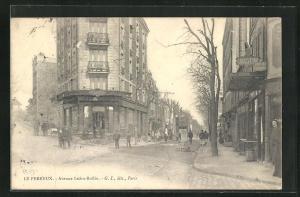 AK Le Perreux, Avenue Ledru-Rollin