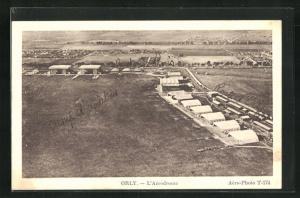 AK Orly, L`Aerodrome