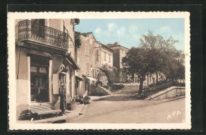 AK Monclar-de-Quercy, Quartier bas