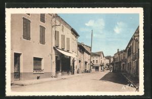 AK Monclar-de-Quercy, Avenue de Montauban