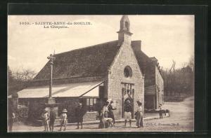 AK Sainte-Anne-du-Houlin, La Chapelle