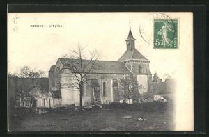 AK Roches, L`Eglise