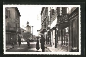AK Le Bugue, Rue Principale