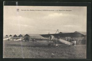 AK Longuic, Le Depart d`un Monoplan