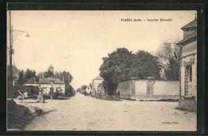AK Plancy, Quartier Riverelle