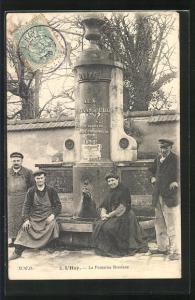 AK L'Hay, La Fontaine Bronzac