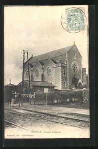 AK Rouille, Temple Protestant