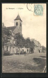 AK Le Bourget, l'Eglise