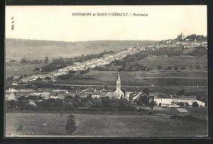 AK Bourmont, Panorama et Saint-Thiebault