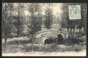 AK Rolampont, Pont de Pre Gibere