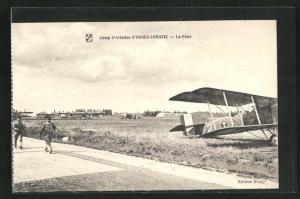 AK Longvic, Camp d`Aviation d`Ouges-Longvic, La PIste