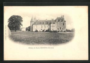 AK Mezidon, Chateau du Breuil