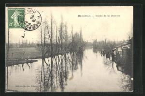AK Riberac, Bords de la Dronne