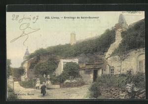 AK Limay, Ermitage de Saint-Sauveur