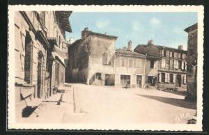 AK Monclar-de-Quercy, Place du Marche de la Volaille