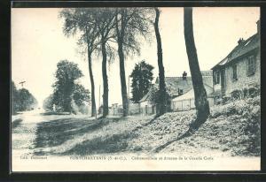 AK Pontchartrain, Chateauvillain et Avenue de la Grande Croix