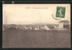 AK Stains, Vue panoramique de l`Avenir