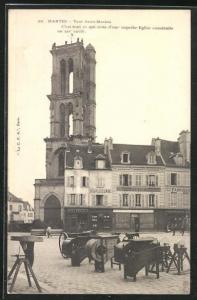 AK Mantes, Tour Saint-Maclou