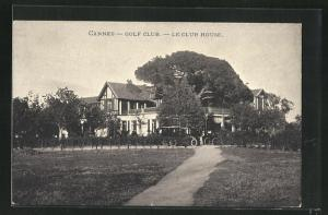 AK Cannes, Gols Club-Le Club House