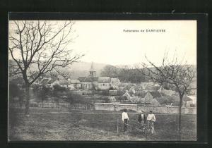 AK Dampierre, Panorama des Ortes