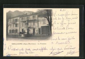 AK Guillaume, La Fontaine, Gendarmerie National