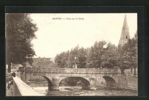 AK Ruffey, Pont sur la Seille