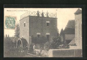 AK Morèe, Le vieux Moulin