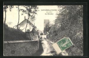 AK Saint-Lèger-en-Yvelines, Le Clocher