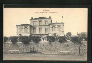 AK L`Aude, Ginestas, Le Chateau