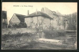 AK Stains, Le Vieux Chateau