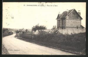 AK Garancières, Rue de la Gare