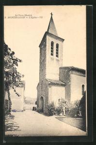AK Montdragon, L`Eglise