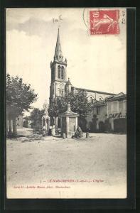 AK Les Mas-Grenier, L`Eglise