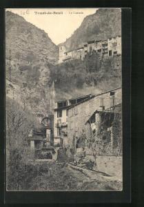 AK Touet-de-Beuil, La Cascade