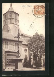 AK Rignac, L`Eglise