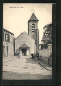 AK Sévran, L`Eglise