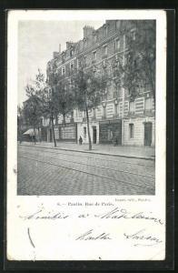 AK Pantin, Rue de Paris