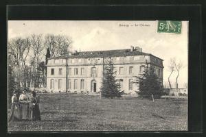 AK Bram, Le Chateau