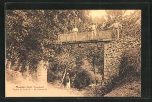 AK Montmirail, La Passerelle
