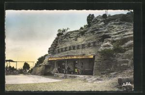 AK Bollene, La Caverne de Barry