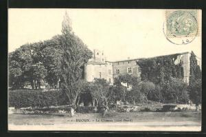 AK Buoux, Le Chateau, cote Nord