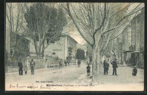 AK Mormoiron, Le Portail Neuf