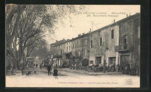 AK Bollene, Boulevard Pasteur