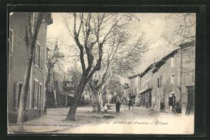 AK Aubignan, Le Cours
